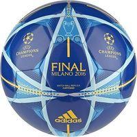 Piłka nożna  finale milano capitano ac5489 5 - niebieski marki Adidas