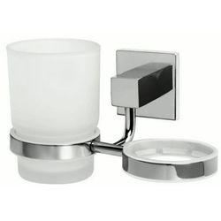 Kubek łazienkowy podwójny ATOL ZP z kategorii Kubki i szklanki