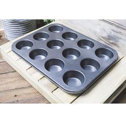 forma na 12 muffinek non-stick marki Klausberg