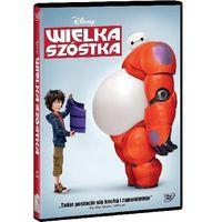 Wielka Szóstka. DVD