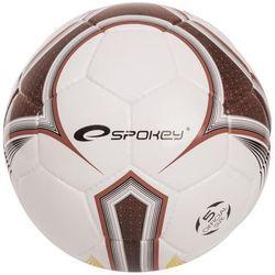 Piłka nożna SPOKEY 835907 Velocity Biało-Złoty (rozmiar 5)