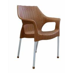 Mega plast krzesło bella mp1270, ochra (8606006429467)