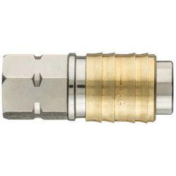 Szybkozłączka do kompresora NEO 12-650 gwint wewnętrzny żeńska 1/4 cala (5907558417999)