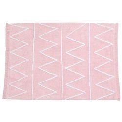 Dywan do prania w pralce hippy pink od producenta Lorena canals