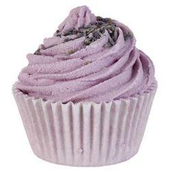 Bomb Cosmetics Lazy Lavender - muffinka do kąpieli - produkt z kategorii- Sole i kule do kąpieli