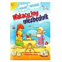 WAKACYJNY NIEZBĘDNIK DZIEWCZYNKI 6+, Natalia Wojciechowska