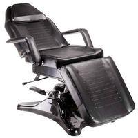 Fotel kosmetyczny hydrauliczny MK8222 Czarny z kategorii Urządzenia i akcesoria kosmetyczne