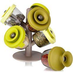 Pojemniki na zioła lub przyprawy Popsome Tomorrow's Kitchen zielone