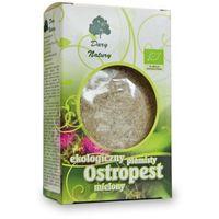 Dary natury - przyprawy i zioła bio Ostropest plamisty mielony bio 100 g - dary natury (5902741009883)