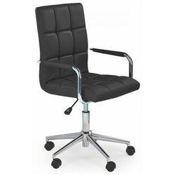 Producent: profeos Pikowany fotel dla ucznia amber 2x - czarny
