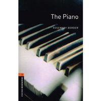 Oxford Bookworms Library: Stage 2: The Piano (9780194790680)