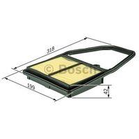 Bosch  wkład filtra powietrza, silnik, 1 457 433 322 (3165143597293)