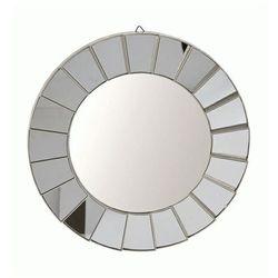 Glamour lustro leoli - okrągłe marki Producent: elior
