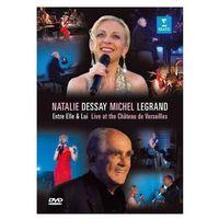 Entre Elle & Lui - Live In Versailles [Blu-ray] - Natalie Dessay, Michel Legrand