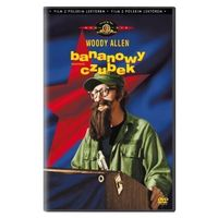 Bananowy czubek (DVD) - Woody Allen