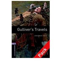 OXFORD BOOKWORMS LIBRARY New Edition 4 GULLIVER'S TRAVELS with AUDIO CD PACK, pozycja wydawnicza