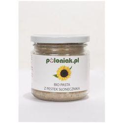 Poloniak (produkty vege, napary,majonezy) Pasta z pestek słonecznika w słoiczku bio 180 g - poloniak