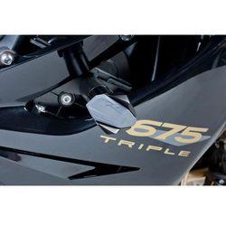 y PUIG do Triumph Daytona 675 06-12 / Street Triple 08-12 (czarne) z kategorii crash pady motocyklowe