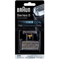 Akcesorium BRAUN 51S Series 5 51S/8000 Series z kategorii urządzenia i akcesoria kosmetyczne