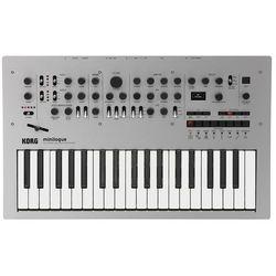 KORG MINILOGUE analogowy polifoniczny syntezator, towar z kategorii: Keyboardy i syntezatory