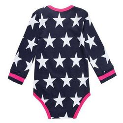 Fred's World by GREEN COTTON Body magenta - produkt z kategorii- Body niemowlęce