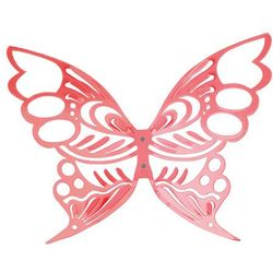 Pt, Wieszak na biżuterię butterfly red by