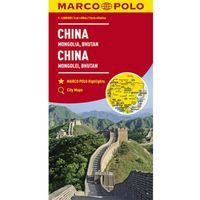 MARCO POLO Kontinentalkarte China, Mongolei, Bhutan 1:4 000 000 (9783829739436)