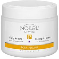 Norel (Dr Wilsz) BODY PEELING WITH SOYA EXTRACT Peeling do ciała z ekstraktem soi (PP088)