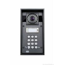 2N Helios IP Force Domofon jednoprzyciskowy, klawiatura, kamera HD