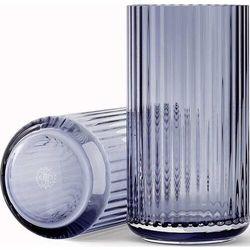 Wazon Lyngby szklany Blue 20 cm (5711507222028)