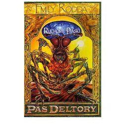 PAS DELTORY 4 RUCHOME PIASKI Emily Rodda, książka z kategorii Fantastyka i science fiction