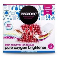 Ecozone Odplamiacz do kolorów pure oxygen 12 tabletek  (5060101530726)