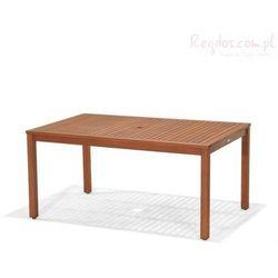 Stół prostokątny Alama 160x100cm z kategorii Stoły ogrodowe