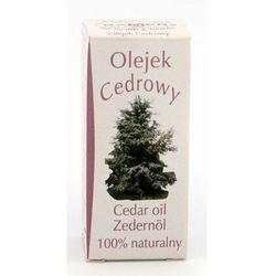 Bamer Olejek zapachowy naturalny cedr 7 ml