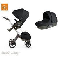 Stokke® Xplory Głęboko-Spacerowy '17 Black