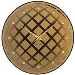 Zegar ścienny pendula round cooper by marki Nextime