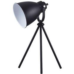 Biurkowa LAMPKA vintage MARLA 7010104 Spotlight sztalugowa LAMPA stołowa na trójnogu czarna (5901602330197)