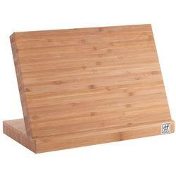 Zwilling - bambusowy magnetyczny blok na noże