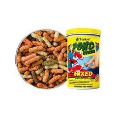 TROPICAL Pond Sticks Mixed - pokarm o niskiej zawartości fosforu worek 1l/90g (5900469403143)