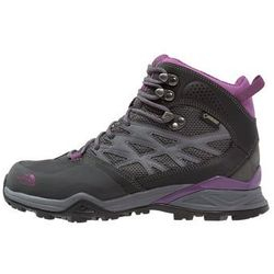 The North Face HEDGEHOG HIKE GTX Buty trekkingowe dark shadow grey/wood violet - sprawdź w wybranym sklepie