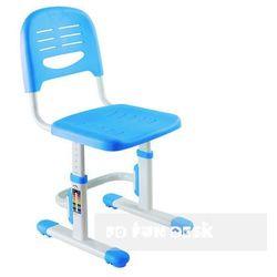 Krzesełko dziecięce z regulacją wysokości Fun Desk SST3 BLUE, FunDesk