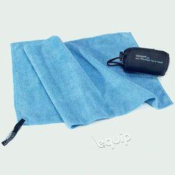 Cocoon Ręcznik szybkoschnący terry towel light  s - light blue