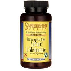 Swanson ajipure l-metionina 60 kaps. wyprodukowany przez Swanson, usa
