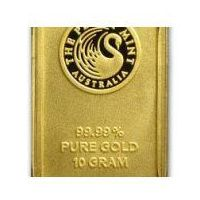 10g sztabka złota mennica Perth Mint Australia