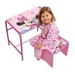 Biurko z krzesełko II, Myszka Minnie