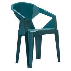 Krzesło Muze - 5 kolorów Mandarynkowy