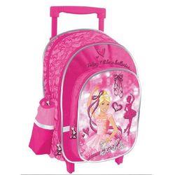 Plecak  328985 na kółkach barbie + darmowy transport! od producenta Starpak