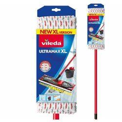 Mop płaski VILEDA Ultramax XL Mop 160931 kolor czerwony, 2_209296