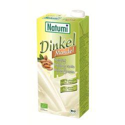 Natumi (napoje ryżowe, owsiane, orkiszowe, sojowe) Napój orkiszowo-migdałowy bio 1l - natumi