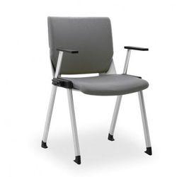 Krzesło konferencyjne variax congress, szare marki B2b partner